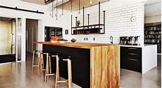 cuisine ouverte sans bar cuisine ouverte avec bar nos plus belles inspirations en