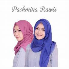 15 Trend Terbaru Gambar Kerudung Pashmina Rawis Tricia
