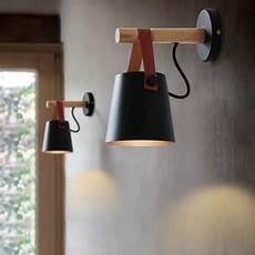 Wooden Lantern Nordic Hanging Wall L En 2019