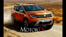 dacia duster 2 preview all new 2018 dacia duster 2 l design genesis official pic