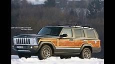 2018 new jeep grand wagoneer woody price
