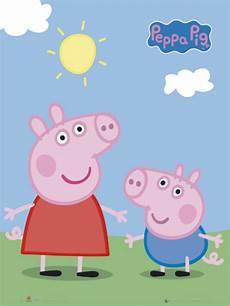 Peppa Wutz Malvorlagen Rom Poster Peppa Pig F 252 R Nur Chf 2 97 Bei Merchandisingplaza