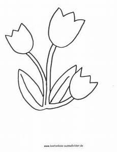 Ausmalbilder Blumen Tulpen Malvorlagen Ausmalbilder Tulpen Kostenlose