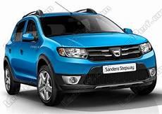 Scheinwerferlen Pack Mit Xenon Effekt F 252 R Dacia Sandero