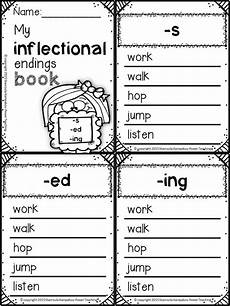 inflectional endings teaching confetti inflectional endings first grade phonics