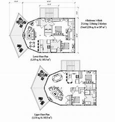 piling house plans two story piling collection pgte 0205 2230 sq ft 4