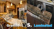 Kitchen Countertops Granite Vs Laminate by Differentiating Between Granite Vs Laminate World Of Stones