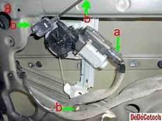 demontage leve vitre scenic 2 reparer un l 232 ve vitre 233 lectrique اصلاح نافذة سيارة 2 ميجان