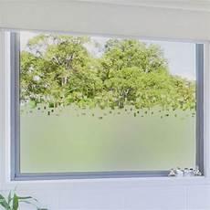 adhesif brise vue fenetre sticker occultant pour vitre et fen 234 tre rideau cubes