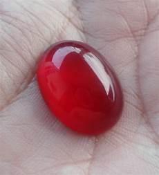 jauhari permata batu permata akik darah asli 2 saiz