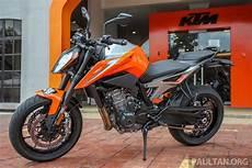 2018 ktm 790 duke in malaysia 799 cc 105 hp rm65k