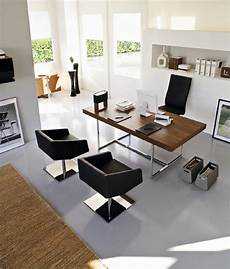 modern home office to play with furniture and lighting