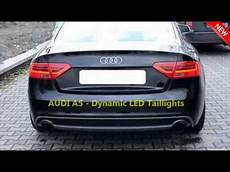 Audi A5 Dynamic Led Lights Dynamischer Blinker Semi