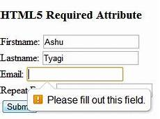 html5 new form attributes part 6