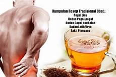 25 Resep Obat Pegal Linu Tradisional Badan Pegal Pegal