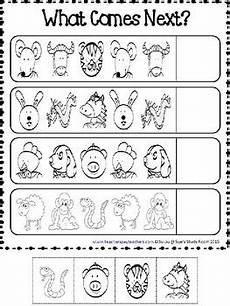 animal pattern worksheets 14350 pattern zodiac animals patterns no prep printables tpt