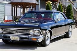 1966 Chevrolet Chevelle SS 138 Vin SSt Alu Head 396 Muncie