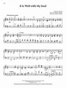 it is well with my soul sheet music direct