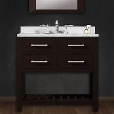 Water Creation Madalyn30 30 Solid Wood Single Sink