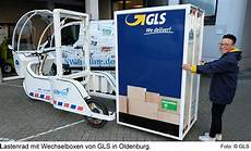 Gls Depot 29 In Oldenburg Paketzentrum