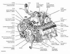 2003 Ford F 150 4 6l Engine Diagram Electrico by 2004 Ford F150 Location Of The Temperature Sender