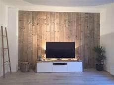 wohnzimmer ideen tv tv wall in 2020 holzwand wohnzimmer tv wand wohnzimmer