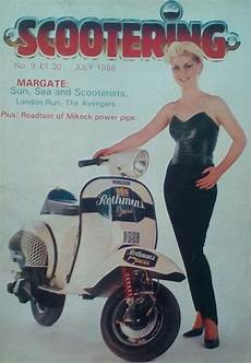 magasin scooter scootering magazine pm tuning rothman s p2 vespa