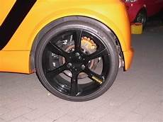 k sport brake upgrading for smart fortwo 451 spg