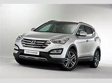 New Hyundai Santa Fe UK Pricing Announced   autoevolution