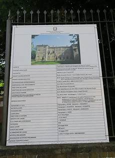 presidenza consiglio dei ministri segretariato generale santena memoriale cavour le informazioni cartello di
