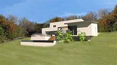 prix terrassement maison 100m2 maison moderne sur terrain en pente