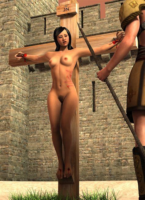 Cross Naked