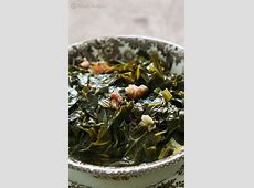soul food recipe turnip greens