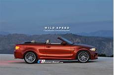 Rumor Bmw To Offer A 1m Convertible