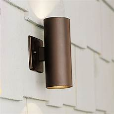 kichler low voltage two light up down wall wash