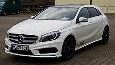 mercedes a 180 file mercedes a 180 amg line w 176 frontansicht