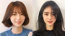 12 beautiful korean hairstyles cute easy hair ideas 2019 hair youtube