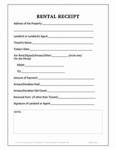 rental receipt template download free documents for pdf word and excel