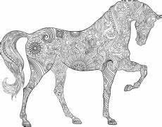 Malvorlage Pferd Erwachsene Malvorlage Pferd Welches Schritt Geht Links Nach