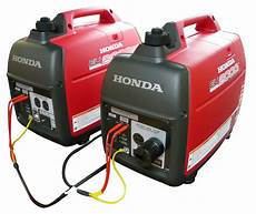 what s the difference between the honda eu1000i generator