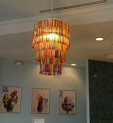 25 magnificent chandeliers made out of things