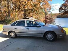 how do cars engines work 1990 ford taurus auto manual rare rides the 1990 ford taurus sho in stunning silver