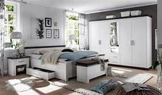 schlafzimmer komplett mit aufbauservice home affaire 4 teiliges schlafzimmer set 187 siena 171 5trg