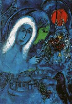 Marc Chagall Werke - it s about time by russian born marc chagall his