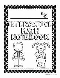 worksheets for 18166 free interactive math notebook covers by lucky learners tpt
