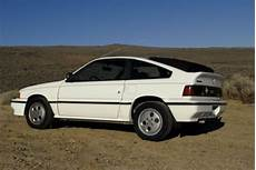buy used 1986 honda crx si unmodified unrestored
