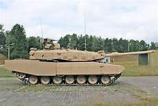 Battle Tank Leopard 3