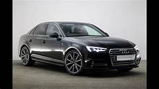 re17ubs audi a4 tdi quattro s line black 2017 reading