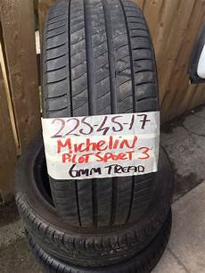 225 45 17 michelin pilot sport 3 free mobile fitting in