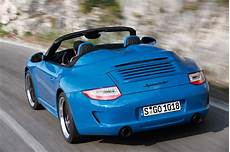 Porsche 911 Speedster Expected At 2017 Frankfurt Show By